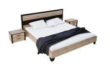 моделирование и визуализация кровати