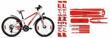 Разработка наклеки для велосипеда