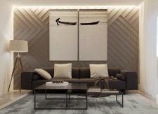 дизайн современной гостинной