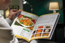 Электронная книга рецептов «Домашние рецепты»
