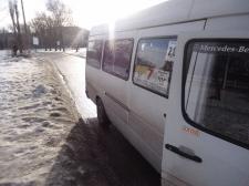Хамство в общественном транспорте