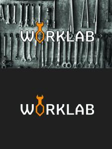 """Логотип """"Worklab"""""""