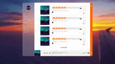 Redesign soundcloud