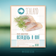 Упаковка SeaLand 1