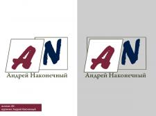 логотип художника AN