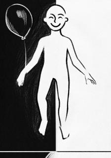 Иллюстрация для блога и книги по психологии