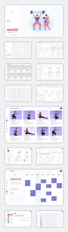 My Trainer App