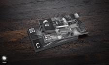 Barber's визитка