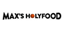 Создание лендинга для студии Max's Holyfood