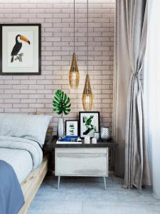 Дизайн-проект спальної кімнати