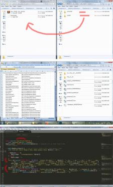 SQL запросы в БД - Opencart синхр. товаров по XLS