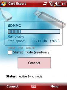 Softick Card Export for Windows CE/Windows Mobile