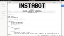 InstaBot - автоматическая работа с инстаграм