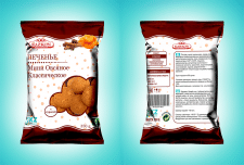 Печенье фирмы KAZKON