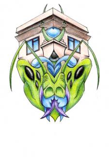 Архитектура насекомых