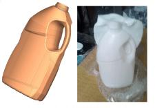 Бутылка для жидкого моющего средства