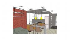 Дизайн квартири у Тернополі