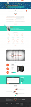 General Protect Landing Page