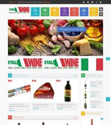 Интернет-магазин товаров из Италии