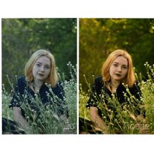 Ретушь,цветокор фото