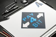 "Логотип ""Pay 4 bit"""
