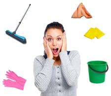 Как сделать уборку дома быстрой и лёгкой?