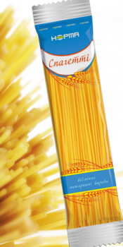 Упаковка спагетти (SPAR)