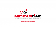 "Логотип ""МидзарГАЗ"""