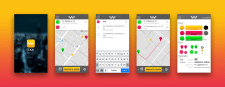 Design of taxi application