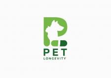 """Логотип """"Pet Longevity"""""""