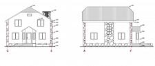 Проект 2-этажного коттеджа