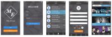 Мобильное приложение - Мероприятия
