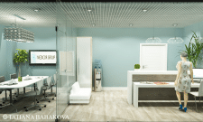 Офис Medicor Group 60 м кв (Москва) 04