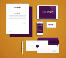 Разработка лого и стиля для кондитерской