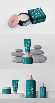 Концепт дизайна упаковки