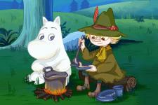 Мумми-тролль и Снусмумрик