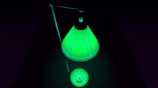 светильник настольный 2
