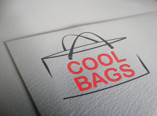 Логотип для интернет магазина CoolBags