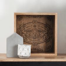 Розробка декору для дерев'яного підносу