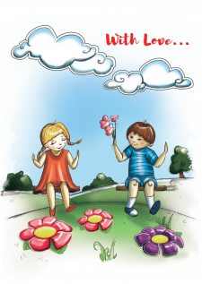 Greeting Cards - For you