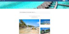 Наполнение туристического сайта на Wordpress