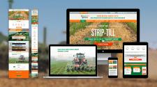 Сайт аграрной компании