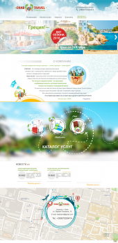 Landing Page Джумла, WordPress (cms вердпресс)