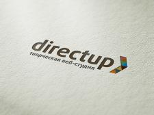 Логотип для московської веб-студії Діректап