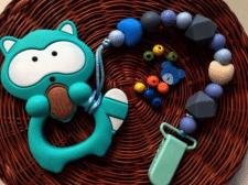Грызунки для деток из пищевого силикона