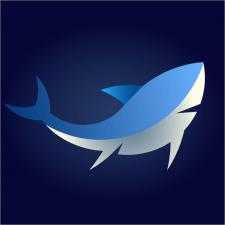 Акула - логотип