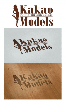 Логотип в модельне агенство