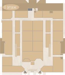 Отрисовка карты для сайта