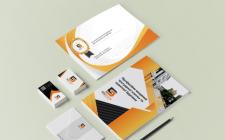 Разработка фирменного стиля для компании Baustein