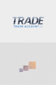 Логотип для магазина аккаунтов